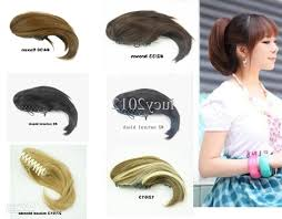 Quick Cute Ponytail Hairstyles Easy Ponytail Hairstyles For Short Hair Fusion Hair Extensions Nyc