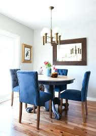 awesome velvet dining room chairs awesome silver dining room chairs ideas inside blue dining room table