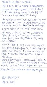 the penguin postcard project book jackets book reviews this book is part of a series of specials that penguin produced written in 1940 this is a discussion essay looking at the rights of man