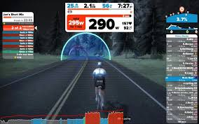 one of the things that zwift does very well is micro rewards and this carries over to workouts as well mainn a power output close enough to the target