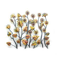 wall art ideas design summer great metal sunflower wall art enjoy peek uponvery variations each accur making another artisans bloom more outdoor metal  on sunflower wall art metal with wall art ideas design summer great metal sunflower wall art enjoy