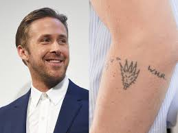 татуировки знаменитостей какой их скрытый смысл