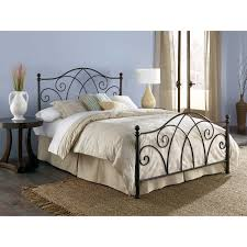 King Size Bed Frame With Headboard And Footboard S Including Frames ...