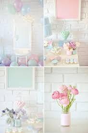 Pastel Valentine's Day Party