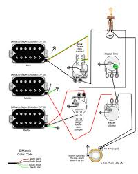 best humbucker pickup wiring diagram pictures images for image guitar wiring diagrams 3 pickups at Humbucker Pickup Wiring Diagram