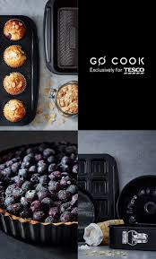 explore our new premium cookware range go cook exclusively for tesco from cleverly designed