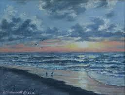 saatchi art artist kathleen mcdermott painting myrtle beach sunrise art