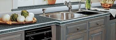 kuehn bevel carries top designs in laminate kitchen countertop edging