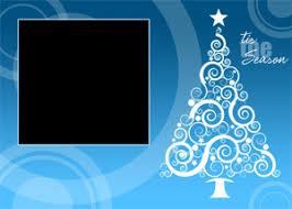 3 Free Photoshop Christmas Card Templates Photographybb