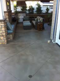 check out some of our concrete staining projects