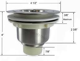 Sinks Kitchen Sink Waste Traps Mcalpine Kitchen Sink Stainless How To Replace A Kitchen Sink Basket Strainer