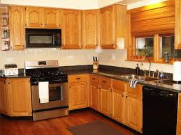 kitchen paint color ideasKitchen Paint Colors With Oak Cabinets And White Appliances  Team
