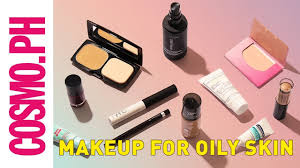 makeup essentials for s with oily skin