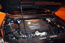 chevrolet cruze ltz 2 0 diesel testdrive review team bhp the engine bay looks neat albeit cramped all parts are marked properly and reek of quality