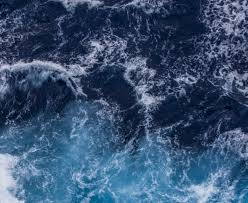 Churned Ocean Water Background Free Stock Photo Public