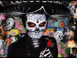 mariachi sugar skull makeup tutorial