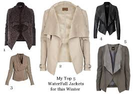 the best waterfall jackets this winter