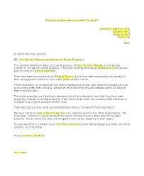 Character Reference Letter Court For To Template Before