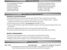 Instructional Designer Resume Haadyaooverbayresort Com