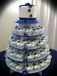Pin By Kc Camus On Weddings In 2019 Blue Wedding Cupcakes Wedding