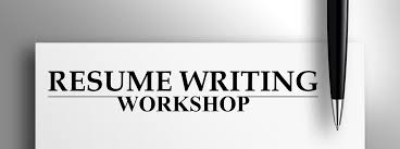... Wonderful Resume Writing Workshop 3 Resume Writing Workshop ...