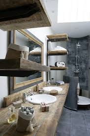 25 Stunning Industrial Bathroom Design Ideas