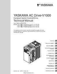 yaskawa v1000 wiring diagram most uptodate wiring diagram info • yaskawa ac drive option card cc link techincal manual rh yumpu com yaskawa v1000 installation manual yaskawa v1000 wiring diagram