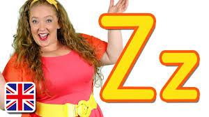 Alphabet spelling for children elementary level esl. The Letter Z Song Uk Zed Version Learn The Alphabet Youtube