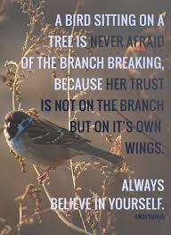 Quote On Believe In Yourself Best of Quotes About Always Believe In Yourself 24 Quotes