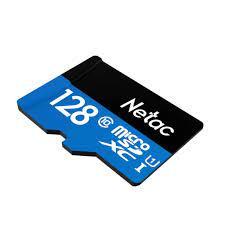 Thẻ Nhớ Netac 128GB - Hãng phân phối chính thức | Dien Tu Hoang Thinh