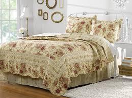 Antique Rose-Quilt Set-Country Decor- Country Bedding- Country ... & Antique Rose-Quilt Set-Country Decor- Country Bedding- Country Living  GREENLAND HOME Adamdwight.com
