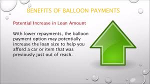 Balloon Payment Loan Car Loan Balloon Payments Youtube