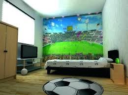 Soccer Bedroom Ideas Soccer Decor For Bedroom Soccer Decor Bedroom Cool Soccer  Bedrooms For Boys Large . Soccer Bedroom Ideas ...