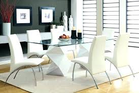 modern glass dining table set round glass dining tables and chairs modern glass dining table modern