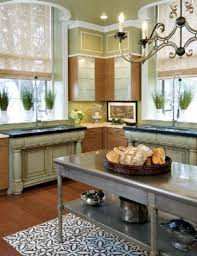 image vintage kitchen craft ideas. Heavenly Antique Green Painted Vintage Kitchen Storage Added Drawers Also Wall Mounted Crafts Image Craft Ideas N