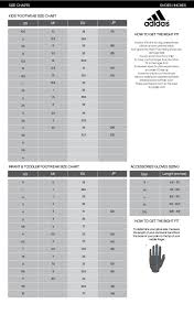 Nike Compression Shirt Size Chart Apparel Sizing Chart