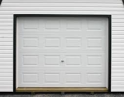 garage doors at lowesOne Car Garage Door And Genie Garage Door Opener On Lowes Garage