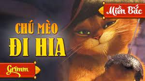 Chú Mèo Đi Hia | Truyện cổ tích hay cho bé | Hoạt Hình Hay Cho Trẻ Em -  YouTube