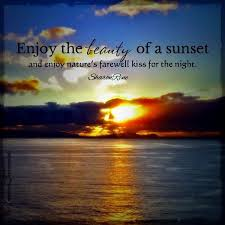 The Beauty Of Sunset Quotes Best of Beautiful Sunset Quotes Beautiful Quote Love This Such A Pretty