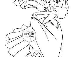 Little Mermaid Coloring Pictures Little Mermaid Coloring Pages For