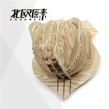Small Picture Aliexpresscom Buy Pastoral Nordic 3D Bear head creative wall