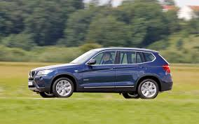 Sport Series 2012 bmw x3 : 2013 BMW X3 xDrive28i Gets 21 City, 28 Highway MPG with Turbo Four ...