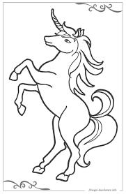 Oltre 50 Unicorno Da Stampare E Colorare Disegni Da Colorare