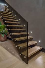 outdoor stairs lighting. 20 Futuristic Lighting Ideas To Install Luminous Lights For Stairways | Outdoor Stairs, Stair And Stairs