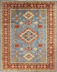 area rugs one of a kind harrod hand woven wool light blue red area blue and red area rug blue brown red area rug