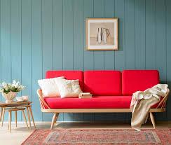designer living room furniture. 51 Living Room Interior Ideas - Colour Pop Sofa Designer Furniture