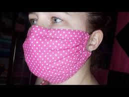 Простая <b>маска для лица</b>. Многоразовая. С расчетом размера ...