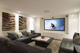Home Theater Room Design Photo Of Worthy Home Theatre Room Design  Installation Interior Designer Cool