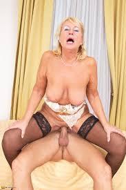 XO Mature Women Horny mature slut having sex with her toy boy