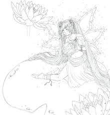 Evil Fairy Coloring Pages Evil Fairy Coloring Pages Printable